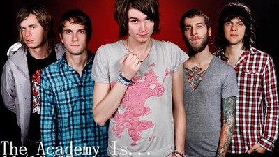 The Academy Is... 10/16/07