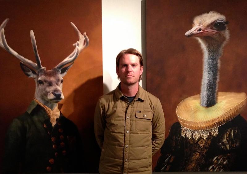 Steve Elkins In Los Angeles