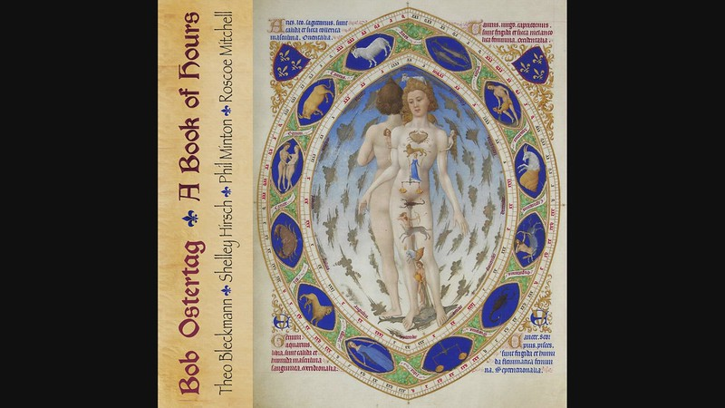 """LISTEN:  Excerpts From Bob Ostertag's """"A Book Of Hours"""""""