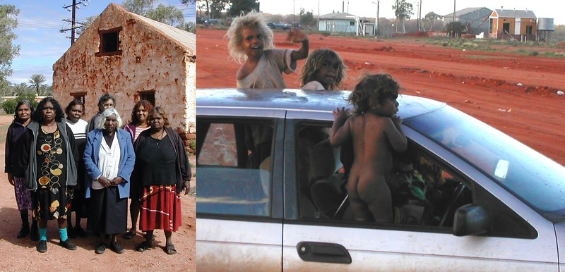 The Western Arrernte People Of Central Australia