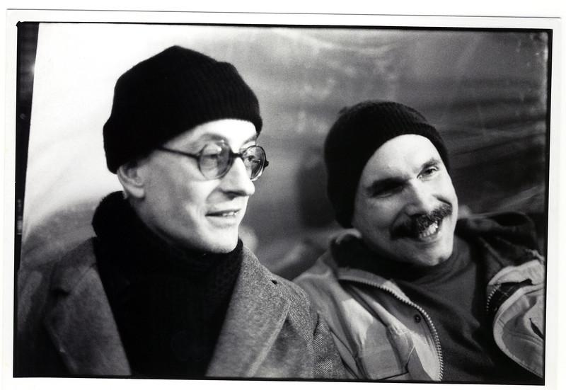 Jon Rose And Bob Ostertag