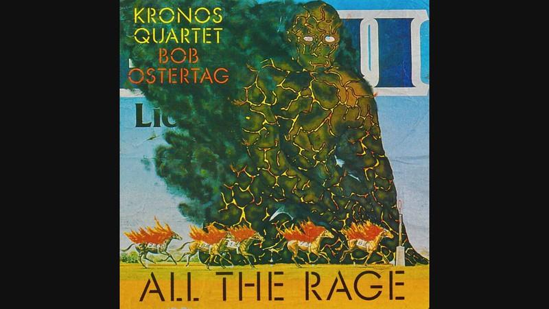 """LISTEN:  Bob Ostertag's """"All The Rage"""" (1991)"""