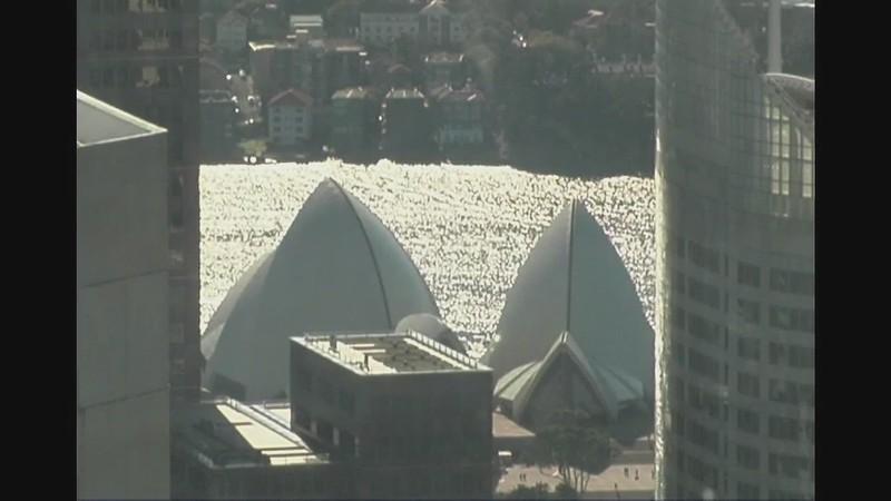 WATCH:  Kronos Quartet Rehearsing Sigur Rós At The Sydney Opera House