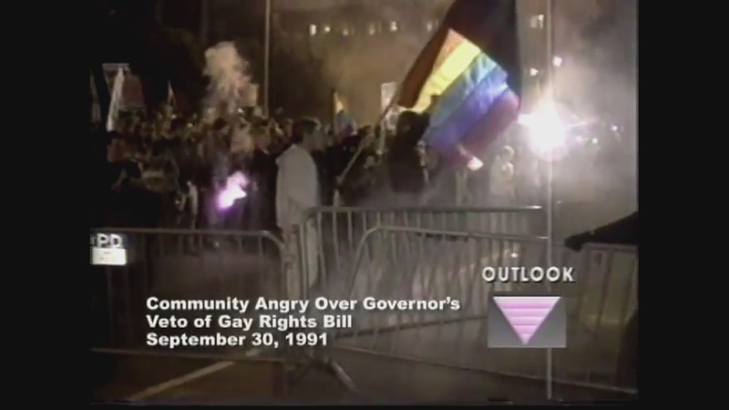 WATCH:  AB101 Rioters Storm The California State Building