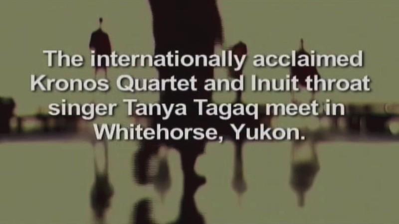 WATCH:  Kronos Quartet And Inuit Throat Singer Tanya Tagaq