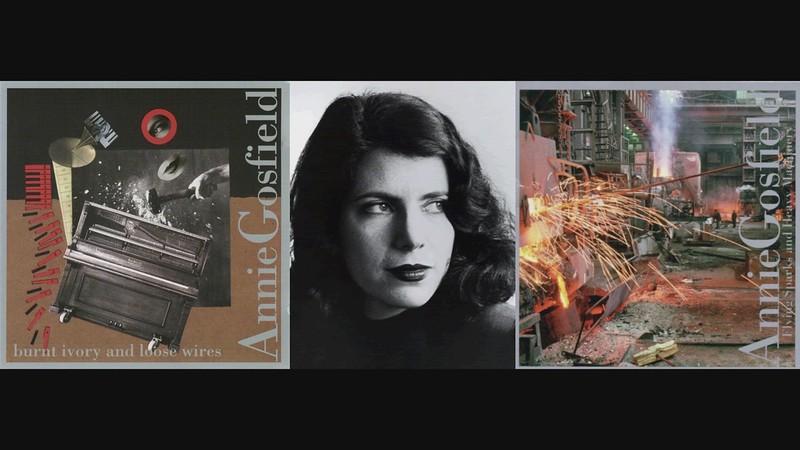LISTEN:  The Music Of Annie Gosfield