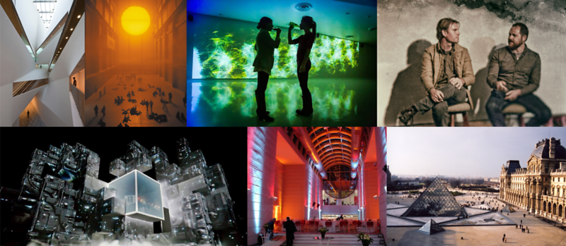 Moments From The Reach Of Resonance Global Tour:  Screenings At The Louvre (Paris), Tate Modern (London), Santander Cultural (Brazil), MUTEK Festival (Mexico City), Tel Aviv Museum Of Art (Israel) and Grauman's Egyptian (Hollywood)
