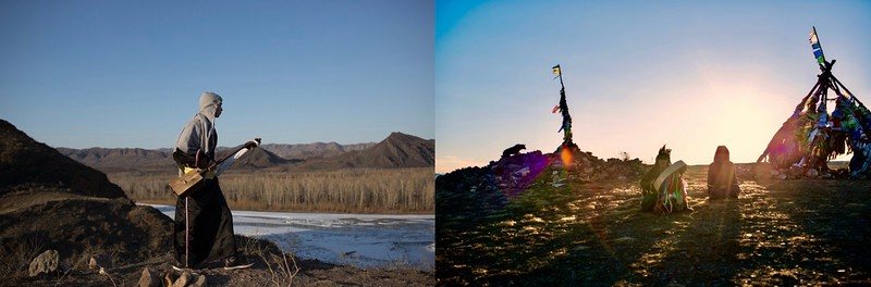 Working With Throat Singers And Shamans In Tuva