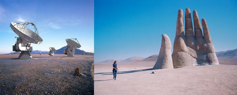 ALMA (Atacama Desert, Chile)