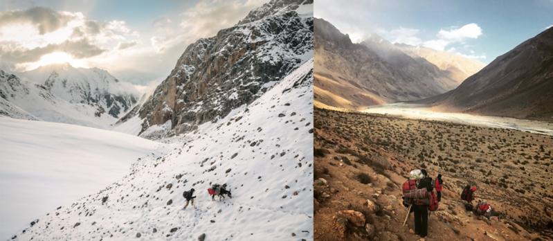 Paul Salopek Walking Across Afghanistan