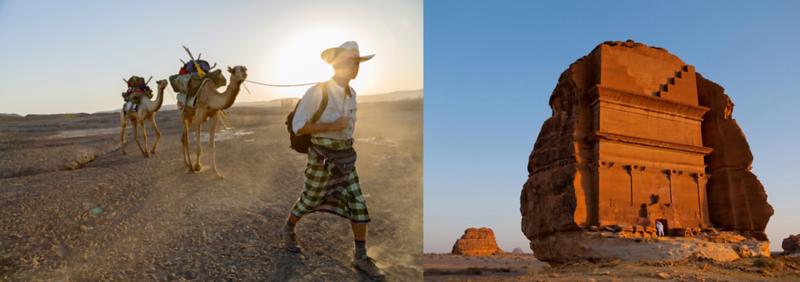 Journalist Paul Salopek Walking Across Africa and Saudi Arabia