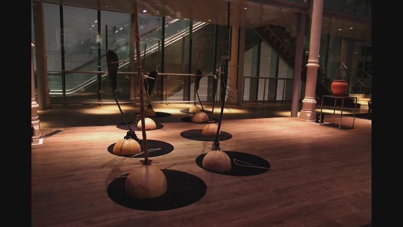 "(WATCH): Victor Gama's Instruments Accompanied By His Piece ""Mibanga"""