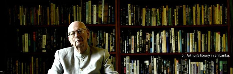 Arthur C. Clarke In Sri Lanka