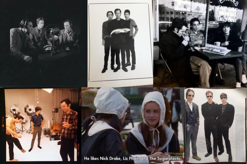 The Sugarplastic In The Studio, Rolling Stone and Season 1 Of Gilmore Girls