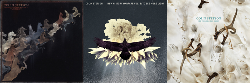 """Colin Stetson's """"New History Warfare"""" & """"All This I Do For Glory"""""""