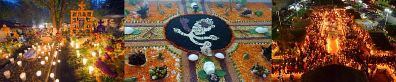 Nahuatl Día de los Muertos (Mexico)