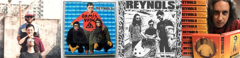 Reynols (Argentina), Featuring Miguel Tomasín Who Has Down's Syndrome