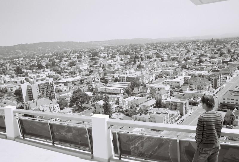 Steve Elkins In San Francisco During Production With Kronos Quartet