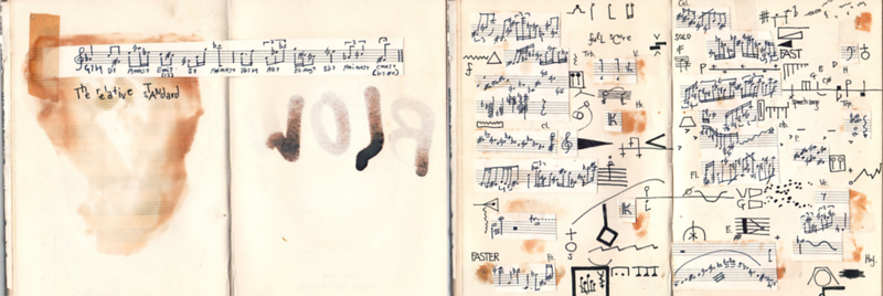 Pages From Jon Rose's Notebooks