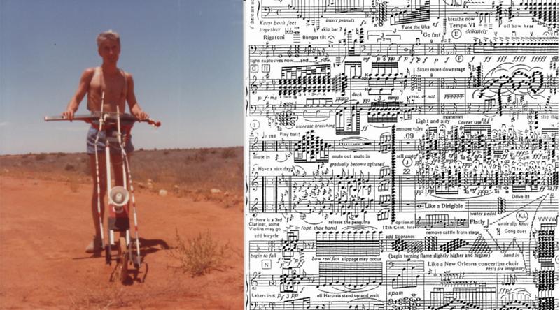 A Rare Rosenberg Sighting Near Broken Hill, Australia + Excerpt From A Legendary Rosenberg Score Presumed To Be Lost