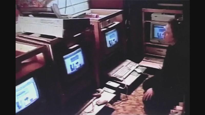 LISTEN:  Sue Harding Dot Matrix Printer Music