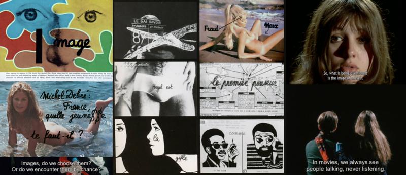 """Jean-Luc Godard's """"Le Gai Savoir"""" (1969)"""