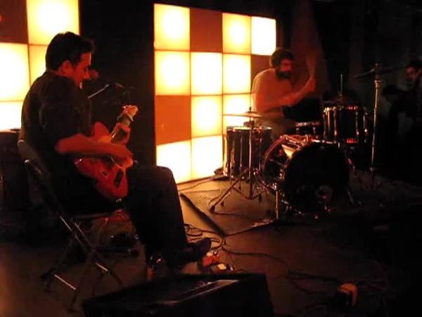 """WATCH:  """"Extinción De Los Insectos"""" Live In Spain (Miguel Llansó, drums)"""