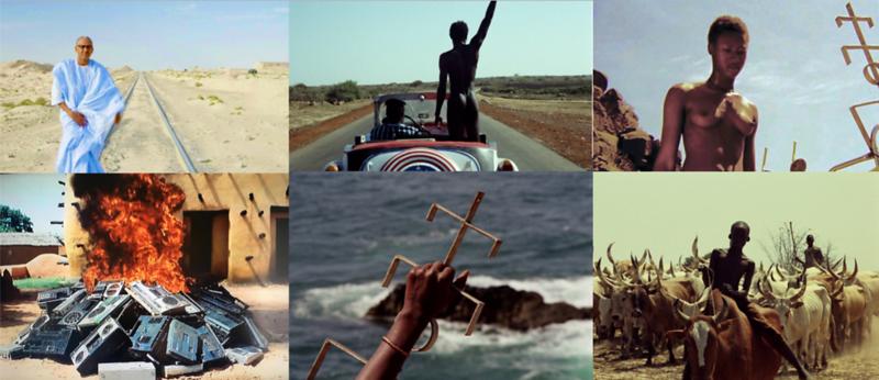 "Abderrahmane Sissako (Mauritania), Ousmane Sembène's ""Moolaadé"" and Djibril Diop Mambéty's ""Touki Bouki"" (Senegal)"