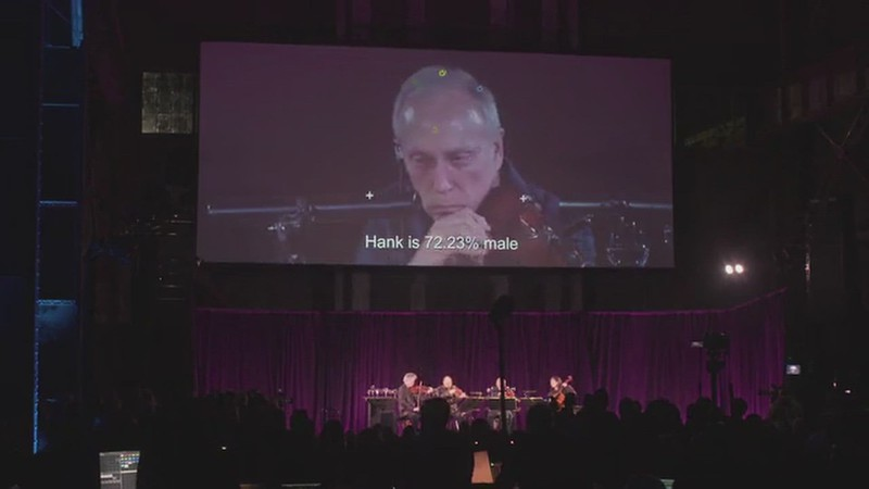 "(WATCH):  ""Sight Machine"":  Trevor Paglen and Kronos Quartet"