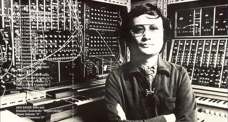 Japanese Electronic Music Pioneer Tomita