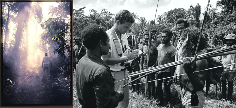 Paul Salopek's Foot Journey Across Papua New Guinea (Photos by Sterling Trantham)