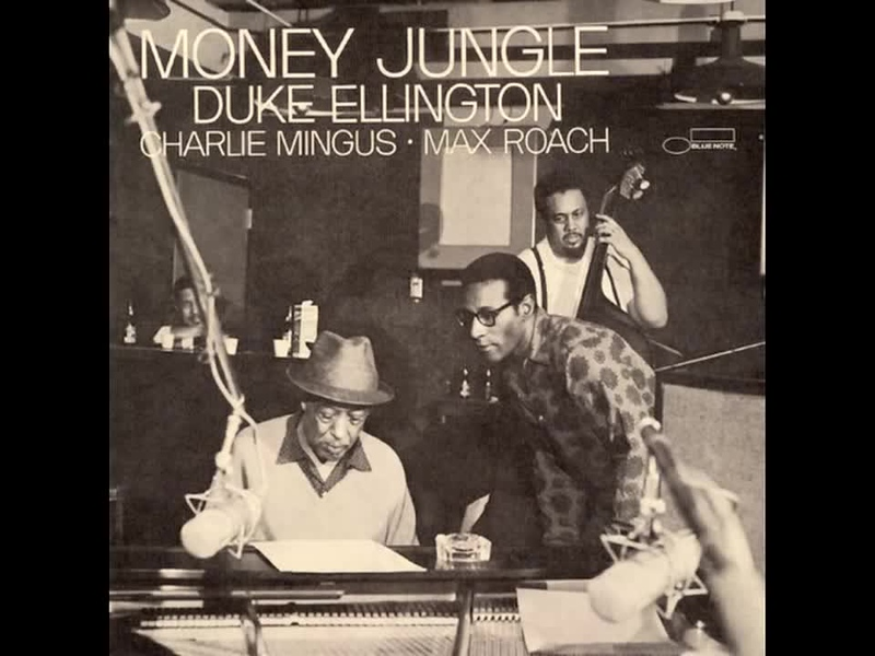 "(LISTEN):  Duke Ellington's ""Money Jungle"""