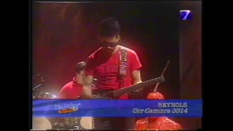 Reynols On Argentinian Television