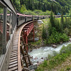 A travel photo from Skagway White Train Pass - Alaska, USA.