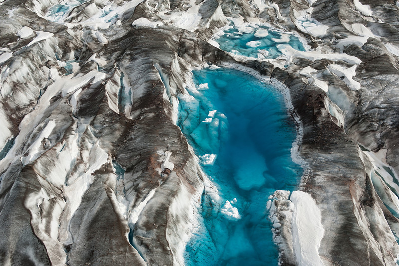A travel photo from Kluane National Park - Yukon, Canada.