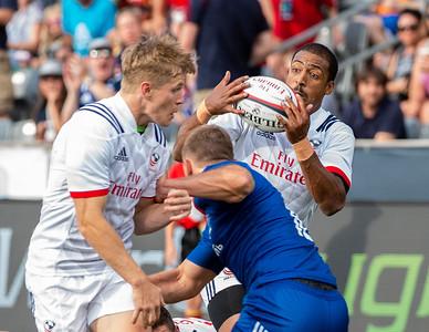 International Men's Rugby - USA vs Russia - 2018-06-09