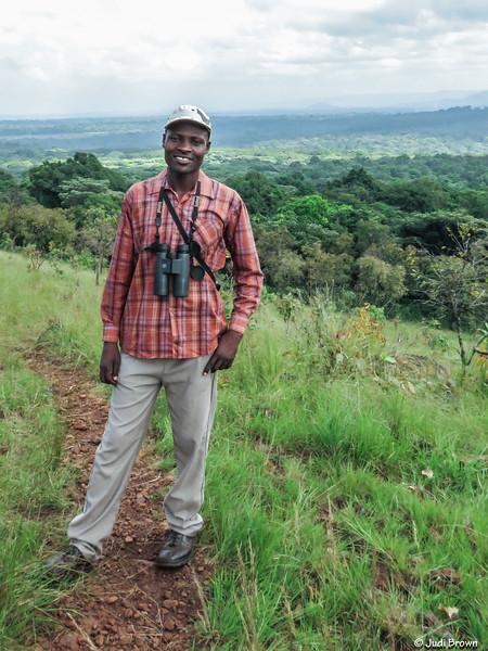 Kakamega Rain Forest w/ naturalist guide, Timothy