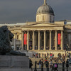 National Gallery in Trafalgar Square