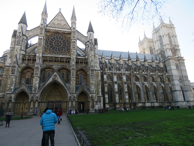 Westminster Abbey - Built 1523