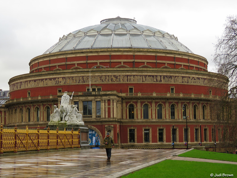 Royal Albert Hall, Hyde Park