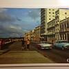 Seaside promenade in Old Havana