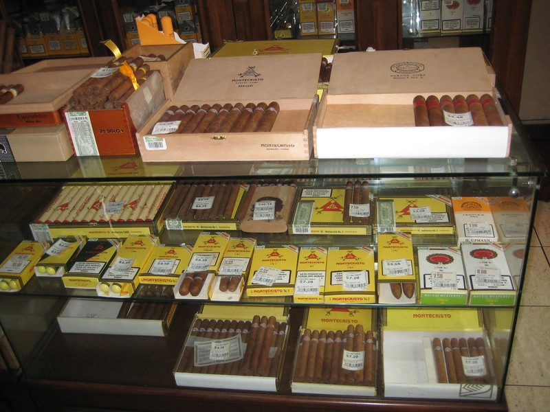 """Government owns the factories where tobacco is processed and the stores that sell the famous """"Cuban"""" cigars."""
