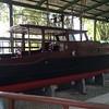 "Hemingway's boat ""Pilar"""