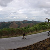 Terraces area.  Reforested region.  Beautiful riding!