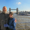 Charlie & Judi on River Thames