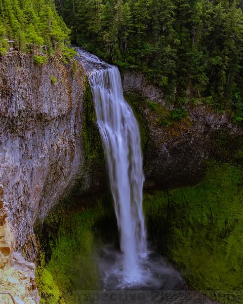 Another look at Salt Creek Falls