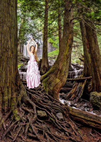 Sherri - Bridal Falls Upper