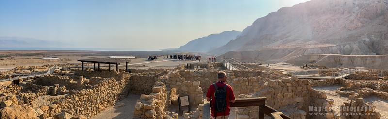 At Qumran