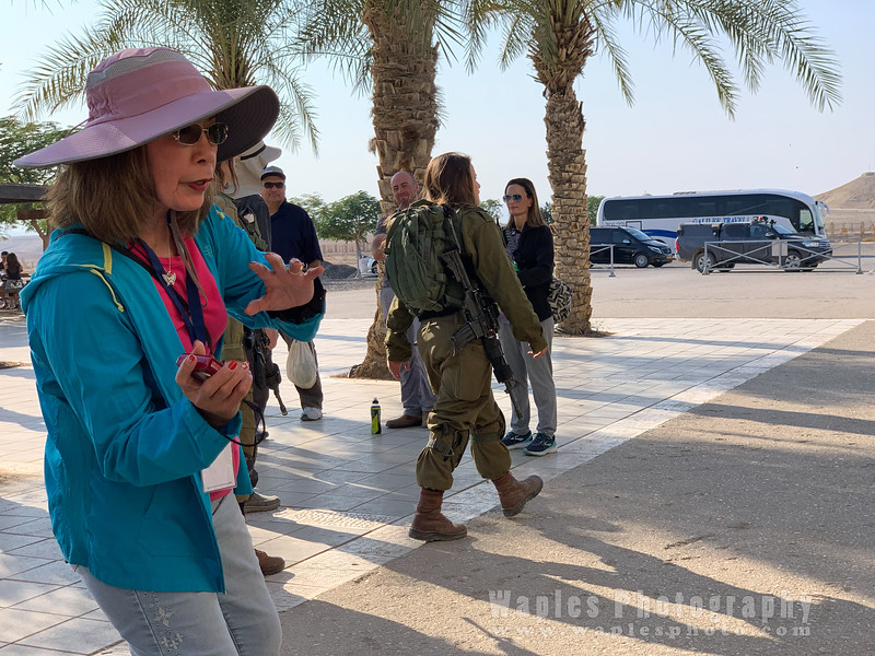IDF on Patrol