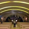 Inside Chapel Duc in Altum